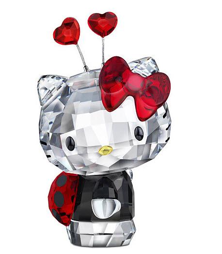 スワロフスキー ハローキティ テントウムシ 1180910 Swarovski Hello Kitty Ladybug【ポイント最大43倍!お買物マラソン】