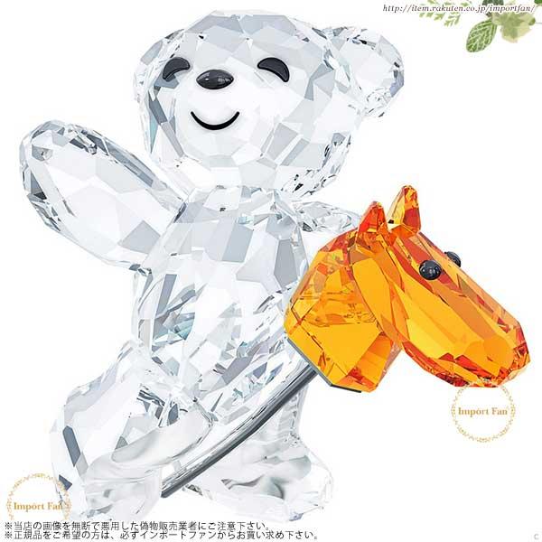 スワロフスキー 2014年度SCS会員限定品 クリスベア レッツ ライド! 5098309  Swarovski Kris Bear Let's ride! SCS 2014 【ポイント最大43倍!お買物マラソン】