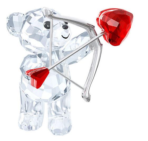 スワロフスキー クリスベア キューピッド ハート 5136438 Swarovski Kris Bear - Cupid【ポイント最大43倍!お買物マラソン】