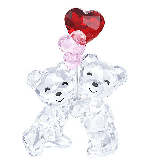 スワロフスキー クリスベア ハートバルーン 5185778 Swarovski Kris Bear - Heart Balloons【ポイント最大43倍!お買物マラソン】