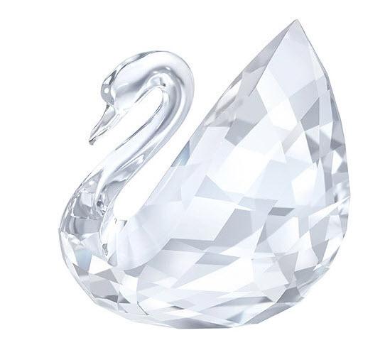 スワロフスキー スワン (S) 白鳥 鳥 置物 5215947 Swarovski Swan, Small【ポイント最大42倍!お買物マラソン】