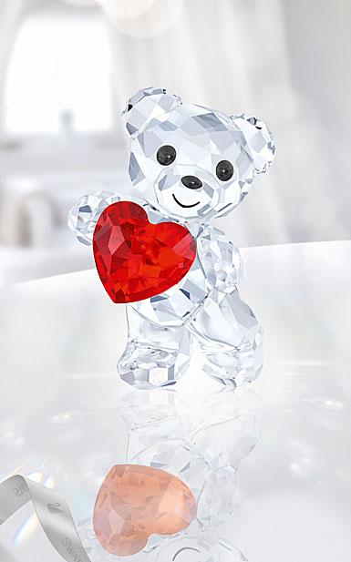 スワロフスキー クリスベア あなたのためのハート 5265310 Swarovski Kris Bear - A Heart for You【ポイント最大42倍!お買物マラソン】