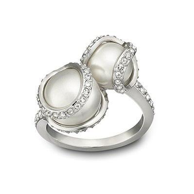 スワロフスキー Swarovski 指輪 Nude Double リング 1081928 アクセサリー 【ポイント最大43倍!お買物マラソン】