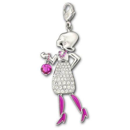スワロフスキー Swarovski Doll Woman 人形 女の人 チャーム 1084438 アクセサリー 【ポイント最大43倍!お買物マラソン】