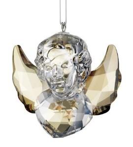 スワロフスキー エンジェル 天使 オーナメント ガブリエル Swarovski Angel Ornament Gabriel 1140002 オーナメント □