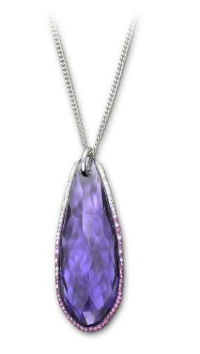 スワロフスキー ピュア パープル ベルベット ネックレス 1144240 Swarovski Pure Purple Velvet 【ポイント最大43倍!お買物マラソン】