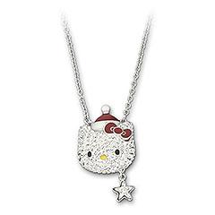スワロフスキー ハローキティ ホリデー サンタ ネックレス 1145289 Swarovski Hello Kitty Holiday Santa 【ポイント最大43倍!お買物マラソン】