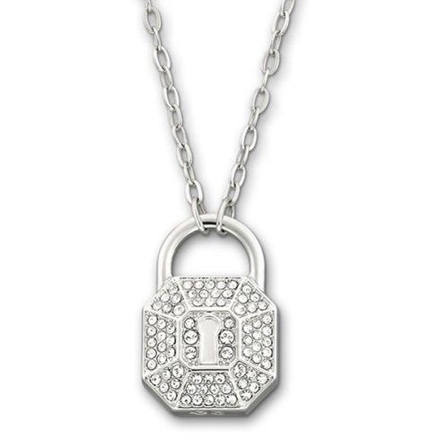 スワロフスキー Swarovski Surely Lock ネックレス 1156308□