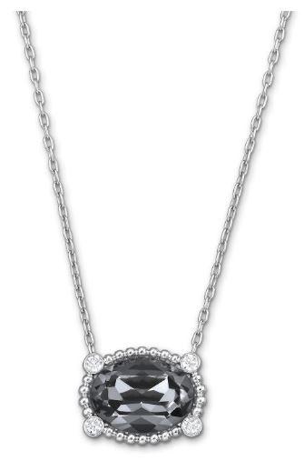 スワロフスキー ロゼット ミニ ダーク ネックレス 5007811 Swarovski Rosette Mini Dark 【ポイント最大43倍!お買物マラソン】
