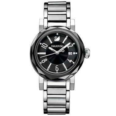 スワロフスキー Swarovski 腕時計 Octea Lady Jet, metal レディースウオッチ 32mm 999976 □