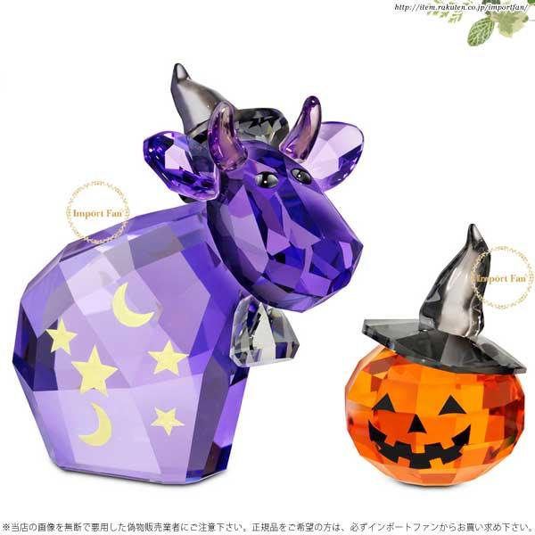 スワロフスキー ハロウィン マジックモー 2012年 限定 1139968 Swarovski TheLovlots Halloween Magic Mo □