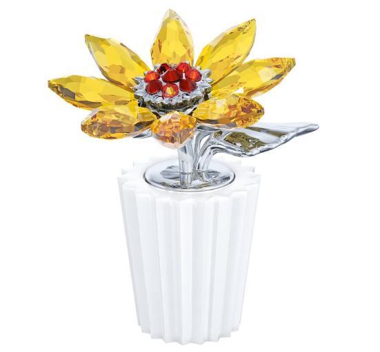 スワロフスキー サンフラワー ひまわり 5045568 Swarovski Sunflower【ポイント最大43倍!スーパー セール】