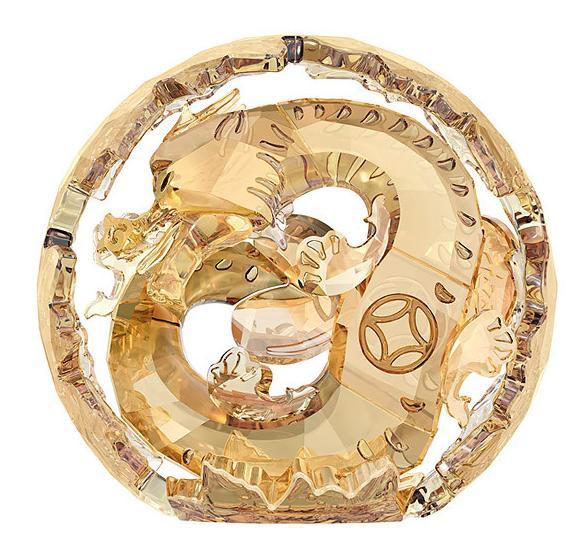 スワロフスキー 十二支 ドラゴン(L) 5063126 Swarovski Chinese Zodiac - Dragon, large□