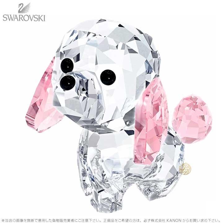 スワロフスキー パピー 子犬 ロージー プードル 5063331 Swarovski Puppy Rosie The Poodle 【ポイント最大42倍!お買物マラソン】