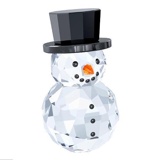 スワロフスキー スノーマンとハット 5135852 Swarovski Snowman with Hat 【ポイント最大43倍!お買物マラソン】