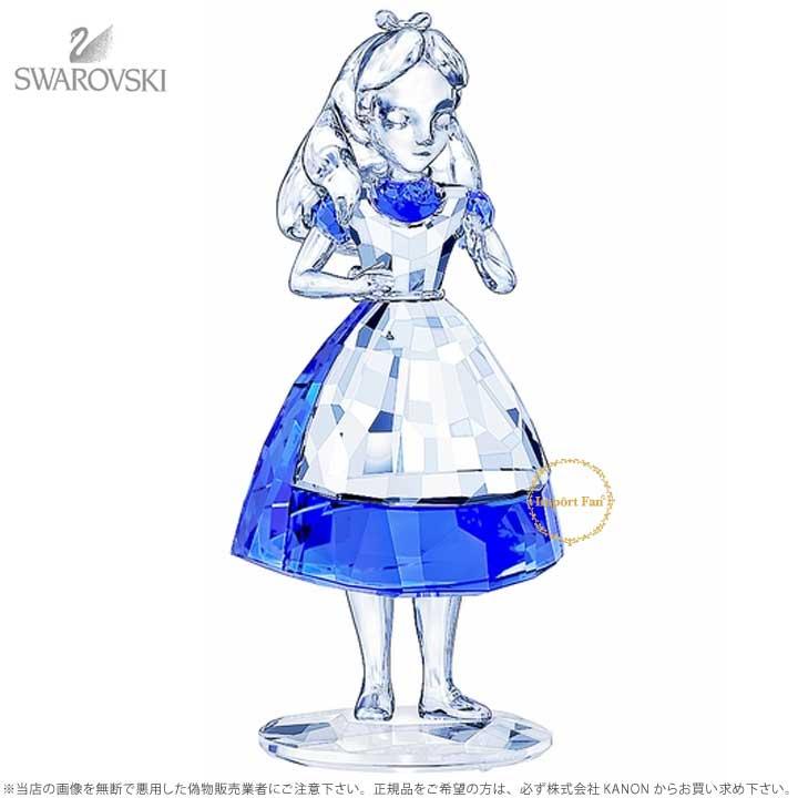 スワロフスキー 不思議の国のアリス ディズニー 5135884 Swarovski Alice□