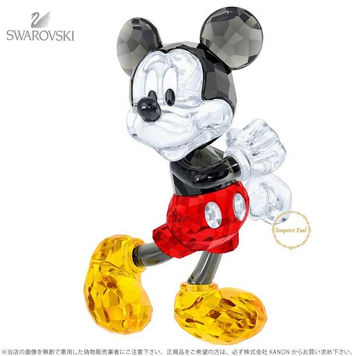スワロフスキー ミッキーマウス ディズニー 5135887 Swarovski Mickey Mouse【ポイント最大43倍!お買物マラソン】