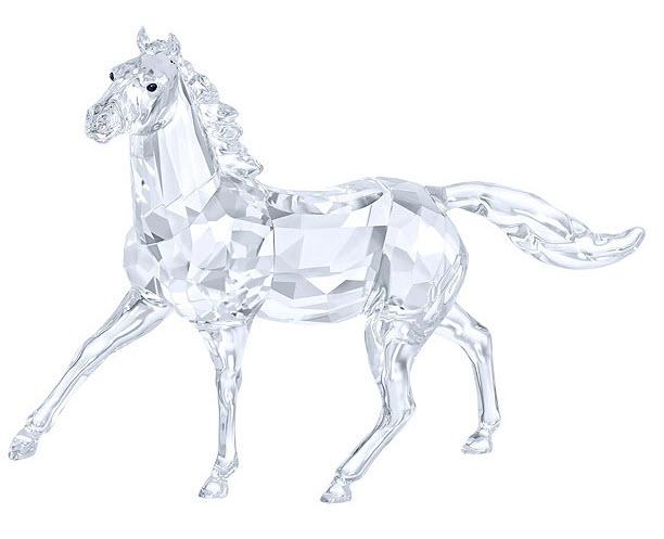 スワロフスキー ホース 馬 5135910 Swarovski Horse□