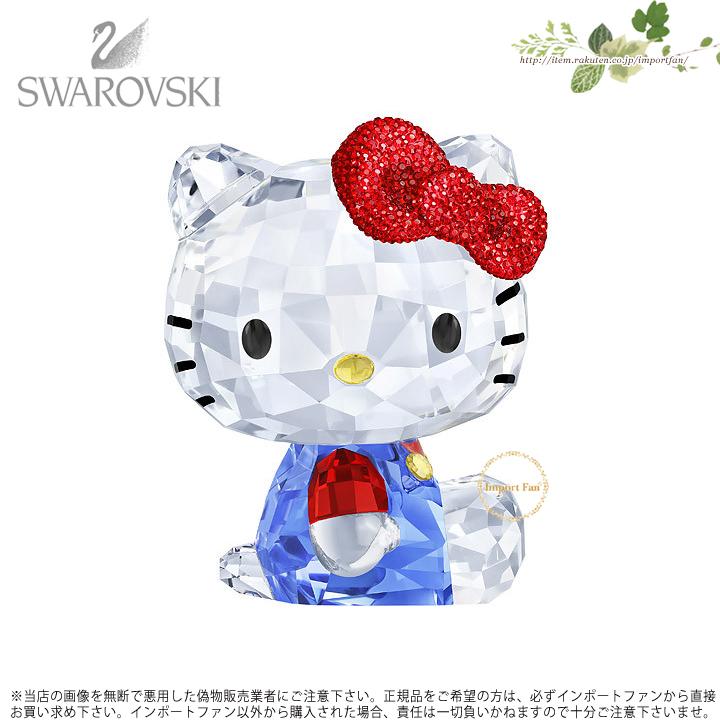 スワロフスキー ハローキティ 赤リボン 猫 5135946 Swarovski Hello Kitty Red Bow【ポイント最大42倍!お買物マラソン】