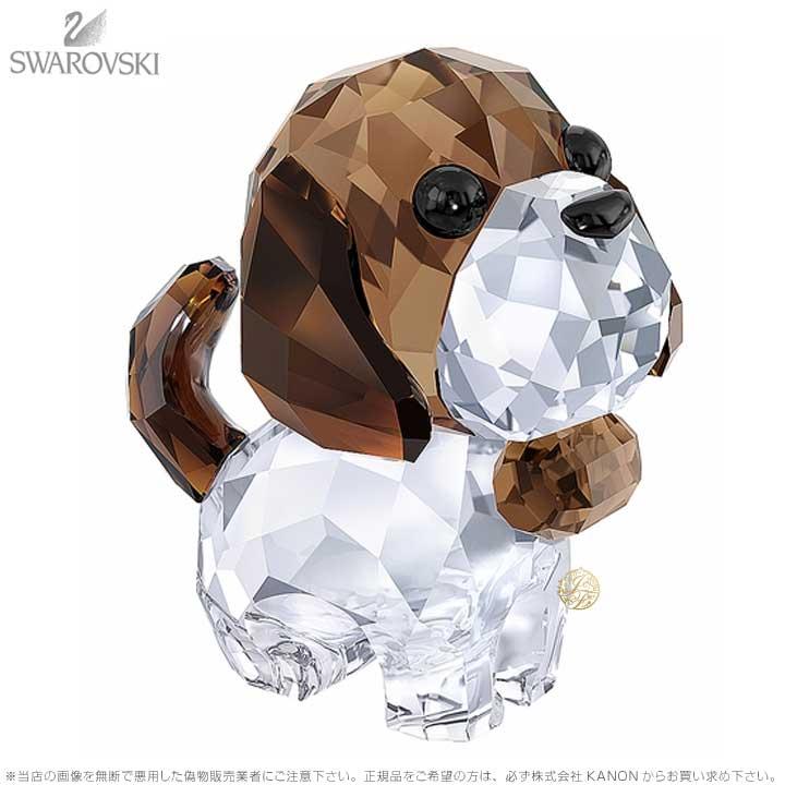 スワロフスキー 子犬 バーニー セントバーナード 5213704 Swarovski Puppy - Bernie the Saint Bernard【ポイント最大43倍!お買物マラソン】