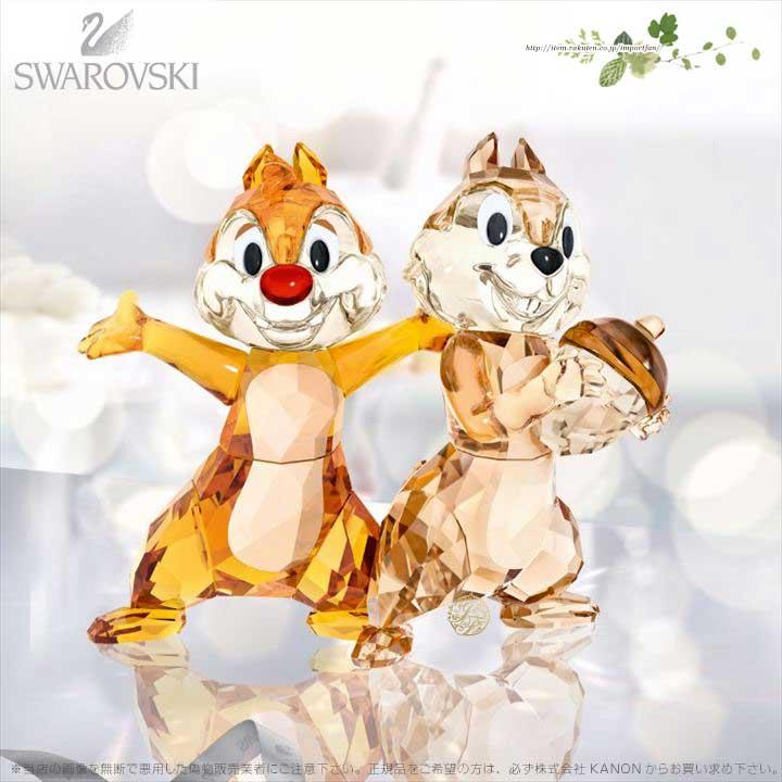 スワロフスキー チップとデール リス ディズニー 5302334 Swarovski 【ポイント最大43倍!お買物マラソン】