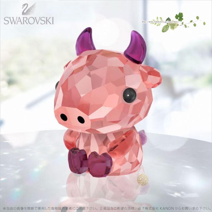 スワロフスキー 十二支 牛 5302556 Swarovski □
