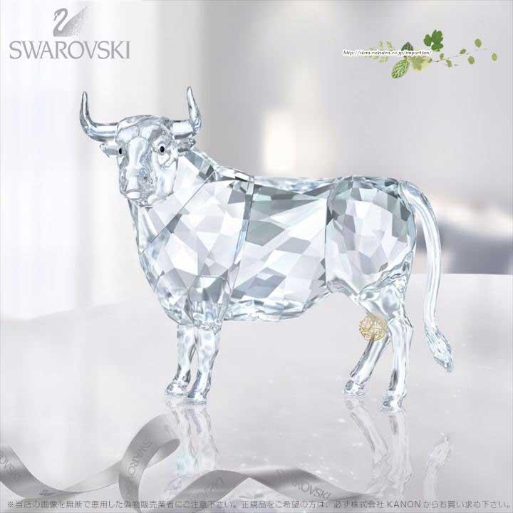 スワロフスキー ブル ウシ 5365721 Swarovski □