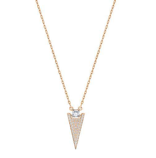 スワロフスキー ファンク ネックレス ローズゴールド 5241276 Swarovski Funk necklace【ポイント最大43倍!お買物マラソン】