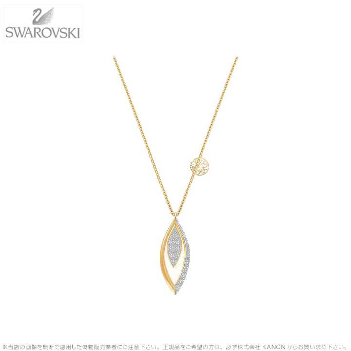 スワロフスキー グレープ ペンダント ゴールド 5252908 Swarovski GRAPE PENDANT, WHITE, GOLD PLATING□