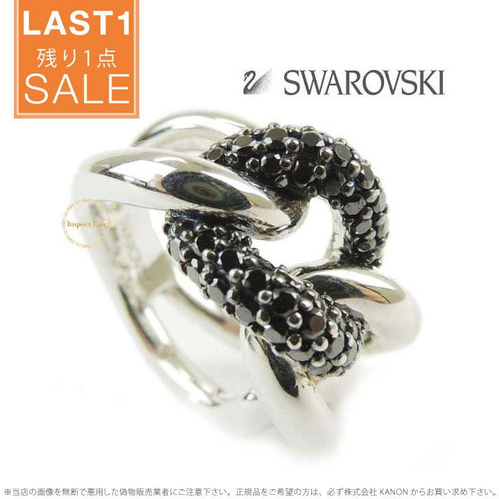 【ラスト1点SALE】 スワロフスキー Swarovski Manhattan マンハッタン リング Sサイズ 1065969 指輪 【あす楽】 【ポイント最大43倍!お買物マラソン】