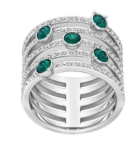 スワロフスキー レアティビティー リング 指輪 グリーン 5184555 Swarovski Creativity Ring 【ポイント最大43倍!お買物マラソン】