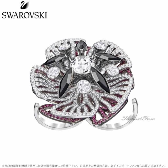 スワロフスキー マジシャン カクテル リング マルチカラー 指輪 5410989 5449470 Swarovski□