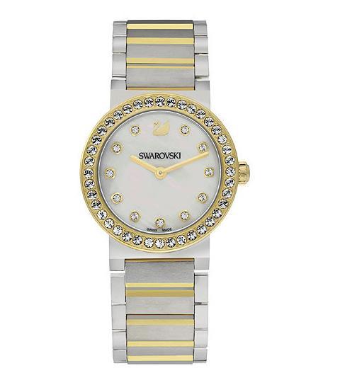 スワロフスキー シトラ スプヒアー ミニ イエローゴールド トーン ウォッチ 腕時計 5027213 Swarovski Citra Sphere Mini / Yellow Gold Tone Watch □