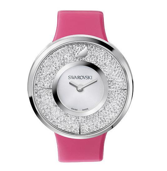 スワロフスキー クリスタリン ウォッチ 腕時計セット(3色のストラップ付き) 5096698 Swarovski Crystalline Watch Set With Interchangeable Straps 【ポイント最大43倍!お買物マラソン】