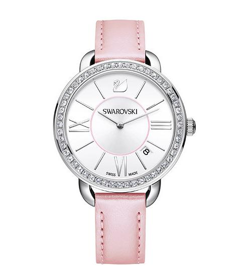 スワロフスキー アイラ デイ ローズ ウォッチ 腕時計 5182189 Swarovski Aila Day Rose Watch □