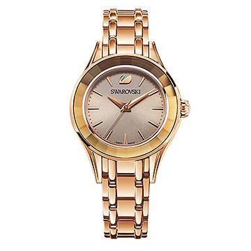 スワロフスキー アレグリア 腕時計 グレ 5188842 Swarovski Alegria Watch Gray □
