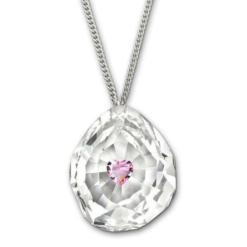 スワロフスキー ネオン ピンク ハート ペンダント 1119265 Swarovski Neon Pink Heart アクセサリー 【ポイント最大43倍!お買物マラソン】