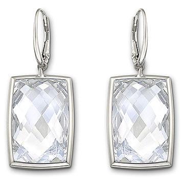 Swarovski Swarovski Crystal Nirvana DTL crystal earrings 1144364 □