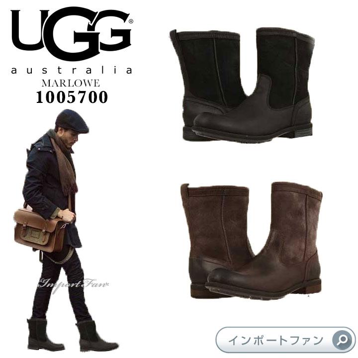 UGG アグ メンズ Lerette ロレット ショートブーツ 1005700