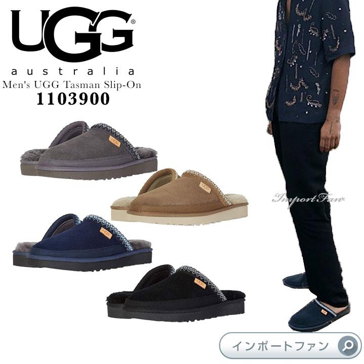 アグ メンズ タスマン スリッポン 1103900 UGG Men's UGG Tasman Slip On □