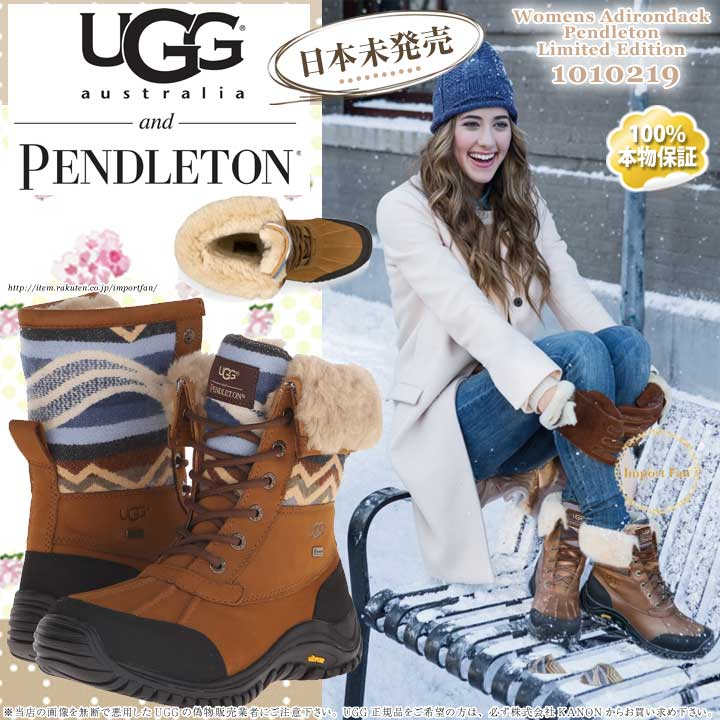 yet not vulgar exclusive shoes choose genuine Agua Dillon duck pen Dalton boots 1010219 UGG Adirondack Pendleton □