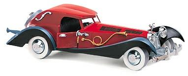 【ポイント最大42倍!お買物マラソン】WDCC 101匹わんちゃん クルエラの車 1028700 101 Dalmatian Cruella DeVil's Car