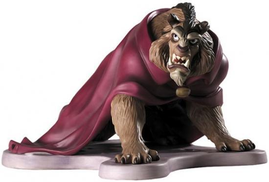 【ポイント最大43倍!お買物マラソン】WDCC 美女と野獣 ビースト 1230078 Beauty and The Beast Fury Unleashed