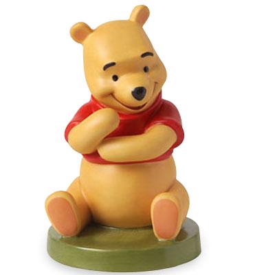 【ポイント最大43倍!お買物マラソン】WDCC くまのプーさん 400484 Winnie the Pooh : Silly Old Bear