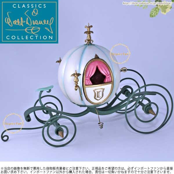 WDCC シンデレラ カボチャの馬車 Coach An Elegant Coach For Cinderella 11K-41208-0 □