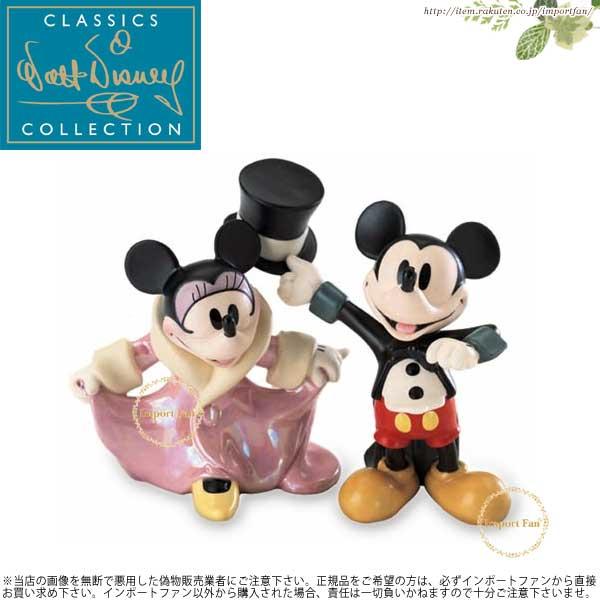 WDCC ミッキー ミニー ガラプレミア Mickey and Minnie Mouse gala premier 1228707 【ポイント最大44倍!お買い物マラソン セール】