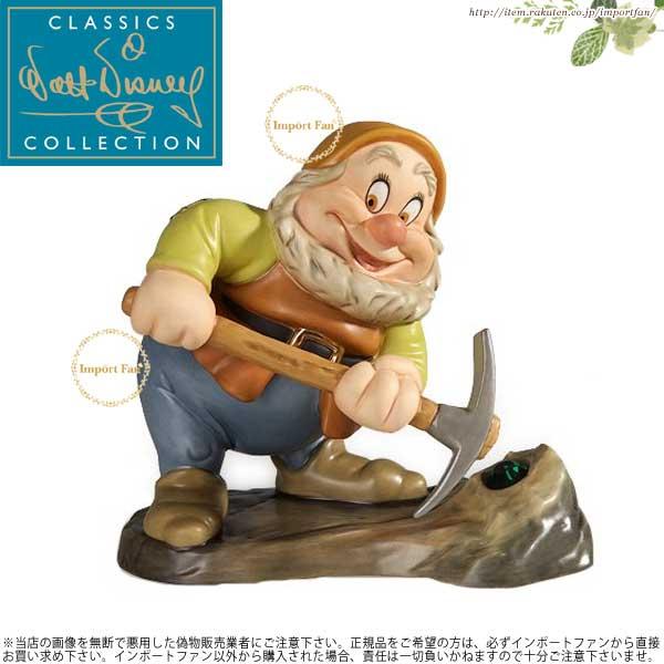 WDCC ごきげん(ハッピー) Snow White Happy Dig Dig Dig 1232446 白雪姫と7人の小人 宝石採掘 【ポイント最大43倍!お買物マラソン】