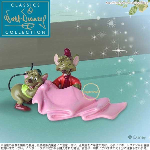 WDCC シンデレラ ねずみのガスとジャック 小さな仕立て屋 Cinderella Gus & Jaq Tiny Tailors 4004508 【ポイント最大43倍!お買い物マラソン セール】