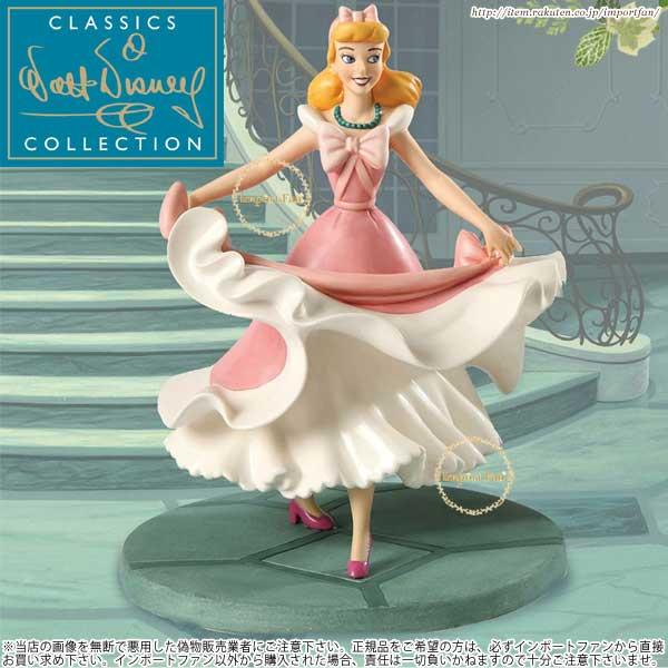 WDCC シンデレラ 素敵なドレスでしょう?気に入った?? Cinderella Isn't it Lovely? Do you like it? 4021811 □