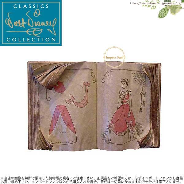 WDCC シンデレラ ソーイングブック ドレス Cinderella's Sewing Book 453054415 【ポイント最大43倍!お買物マラソン】